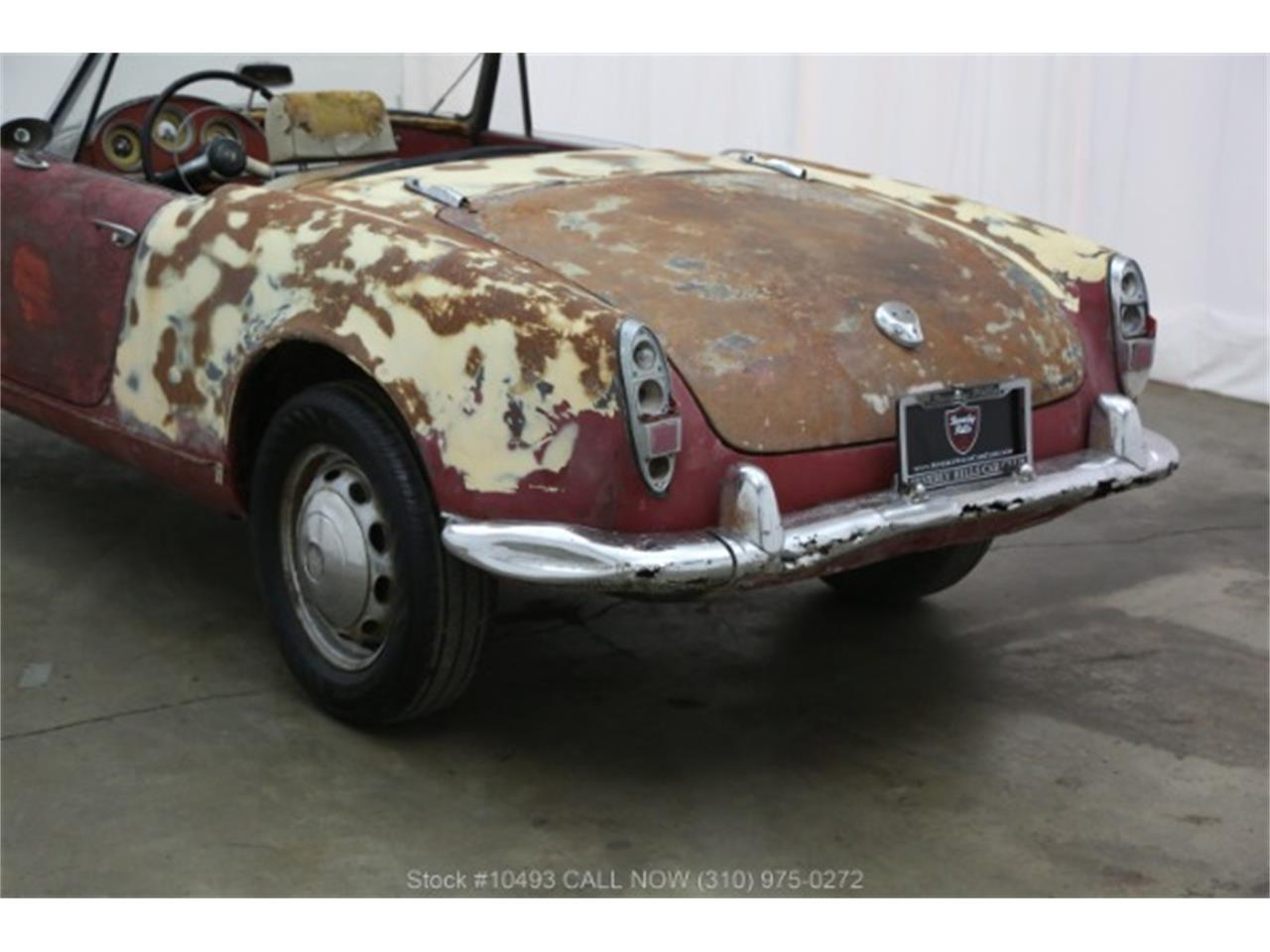 Large Picture of Classic '63 Giulietta Spider - PF4C