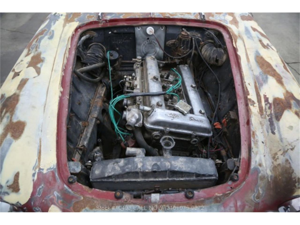 Large Picture of '63 Giulietta Spider - $16,750.00 Offered by Beverly Hills Car Club - PF4C