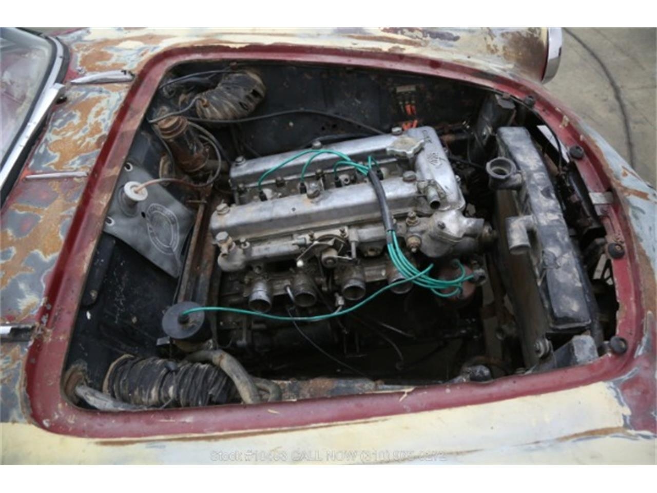 Large Picture of '63 Giulietta Spider located in California Offered by Beverly Hills Car Club - PF4C