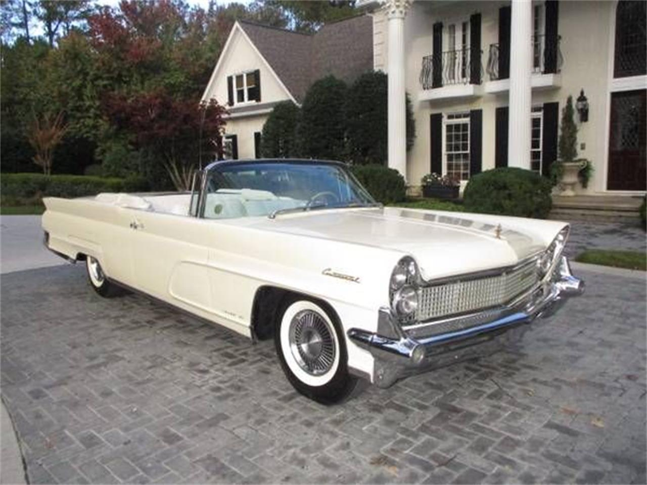 Large Picture Of Clic 1959 Continental Located In Michigan 43 995 00 Offered By Car Deals