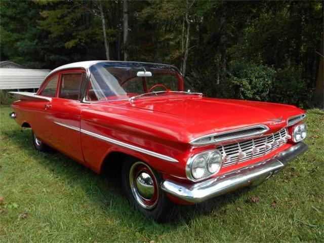 Picture of '59 Chevrolet Biscayne - $33,495.00 Offered by  - PF4T
