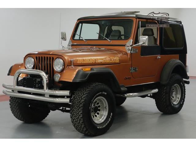 Picture of '81 CJ7 - PAYI