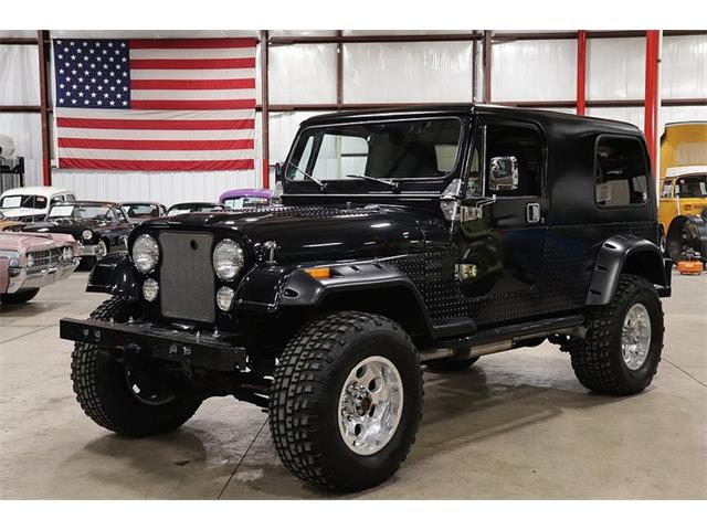 Picture of '83 CJ - PAYJ