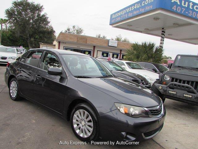 Picture of 2008 Subaru Impreza located in Orlando Florida - $5,500.00 - PF5Y