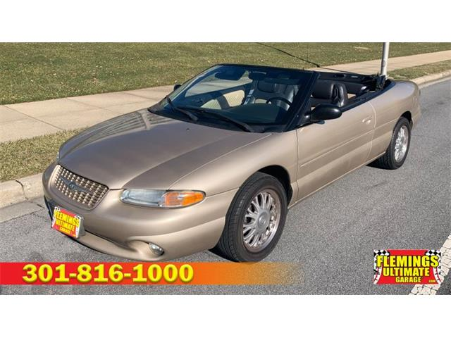 Picture of 1998 Sebring Offered by  - PF6D