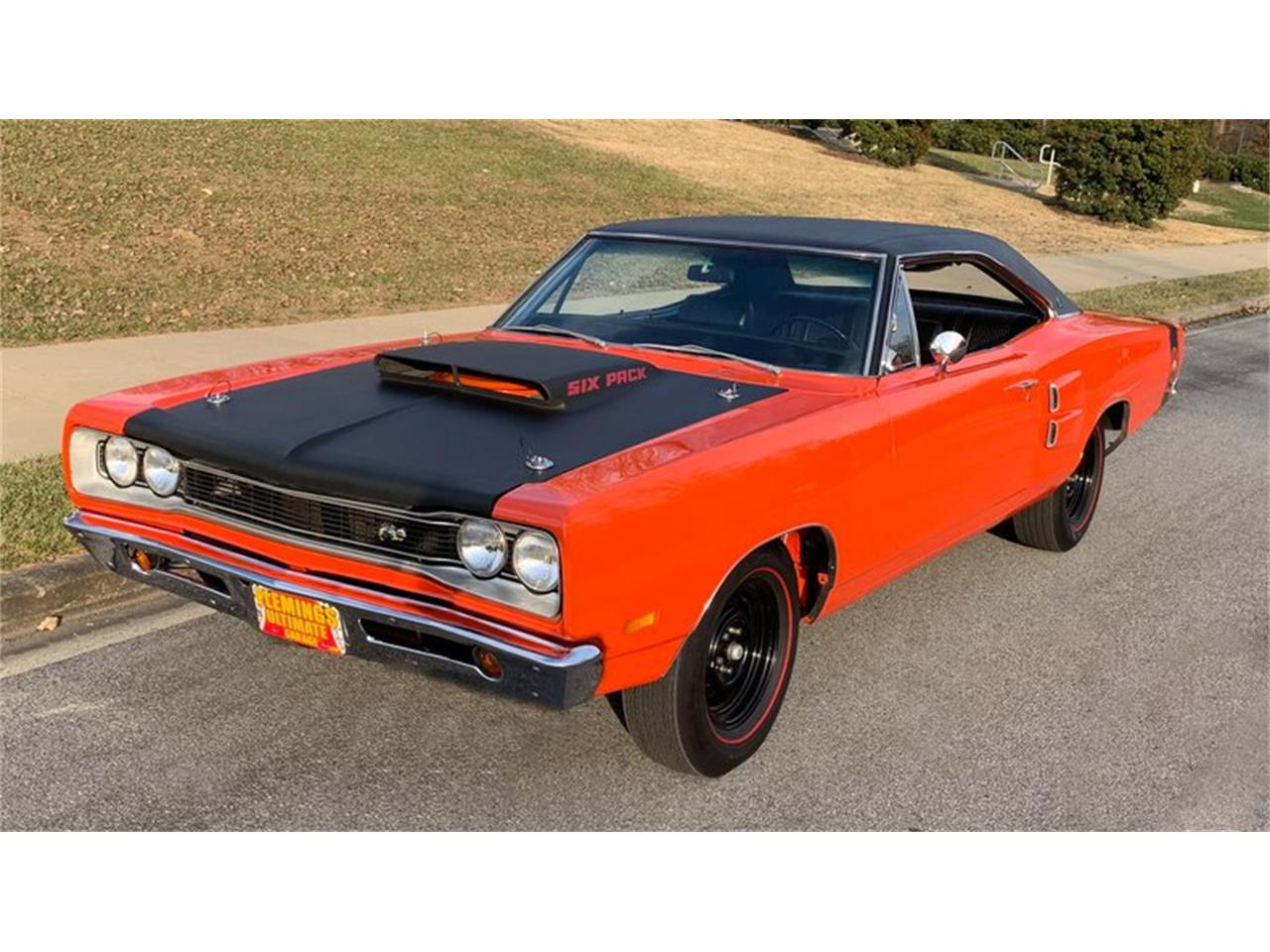 1969 dodge super bee for sale cc 1186071. Black Bedroom Furniture Sets. Home Design Ideas