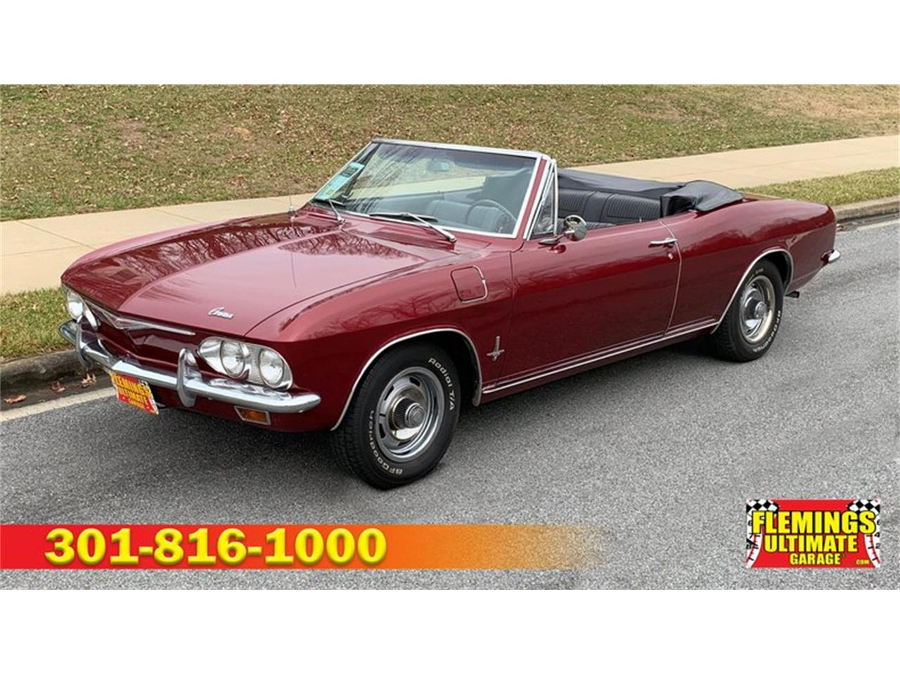 Large Picture of Classic '65 Chevrolet Corvair located in Maryland Offered by Flemings Ultimate Garage - PF6P