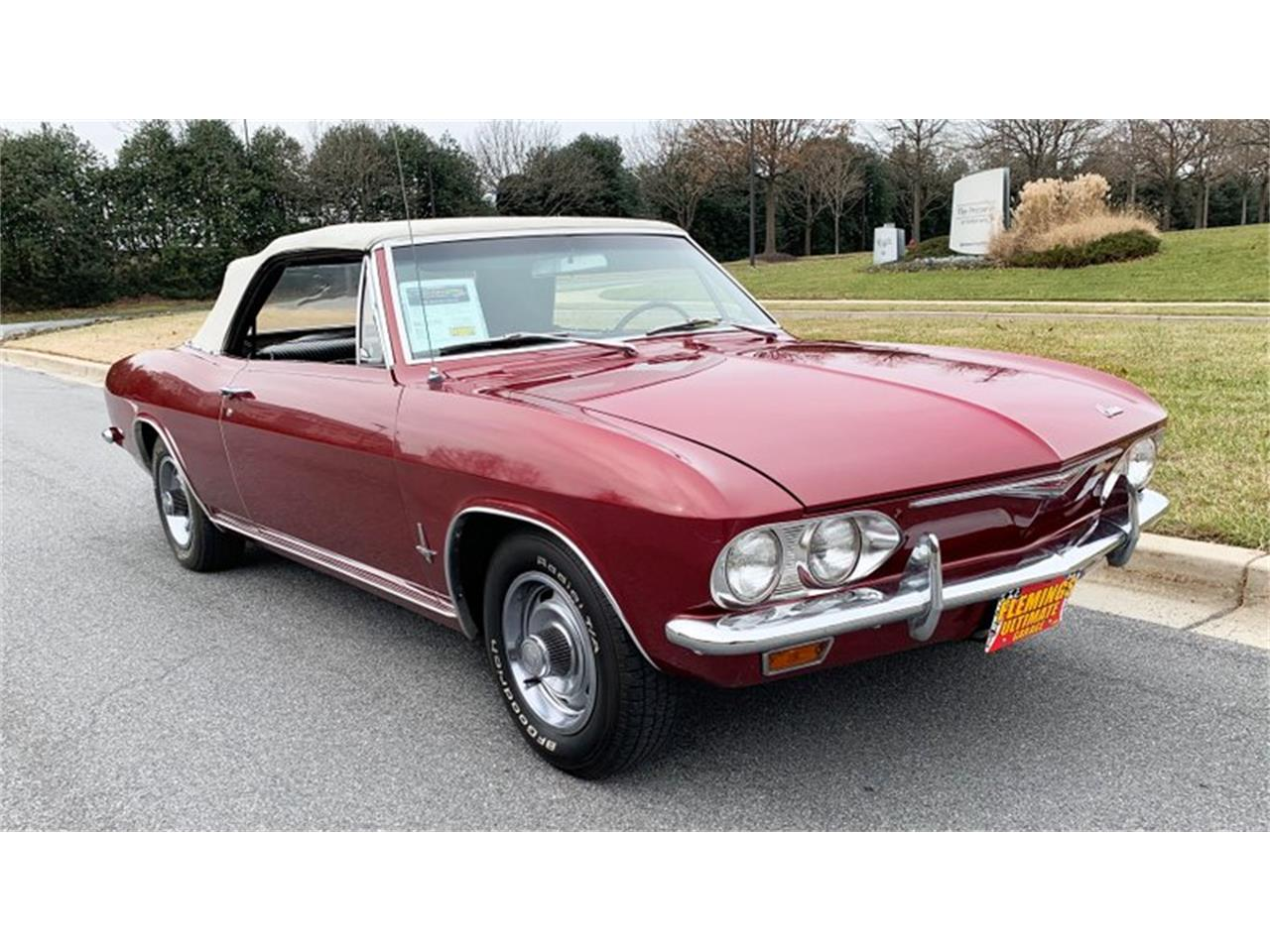 Large Picture of '65 Corvair located in Rockville Maryland - PF6P