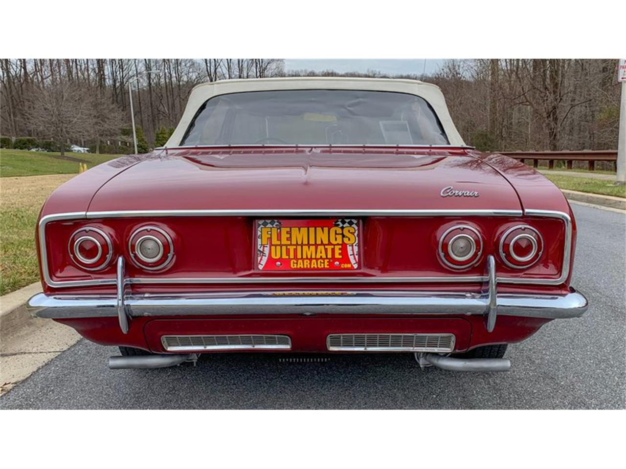 Large Picture of 1965 Chevrolet Corvair Offered by Flemings Ultimate Garage - PF6P