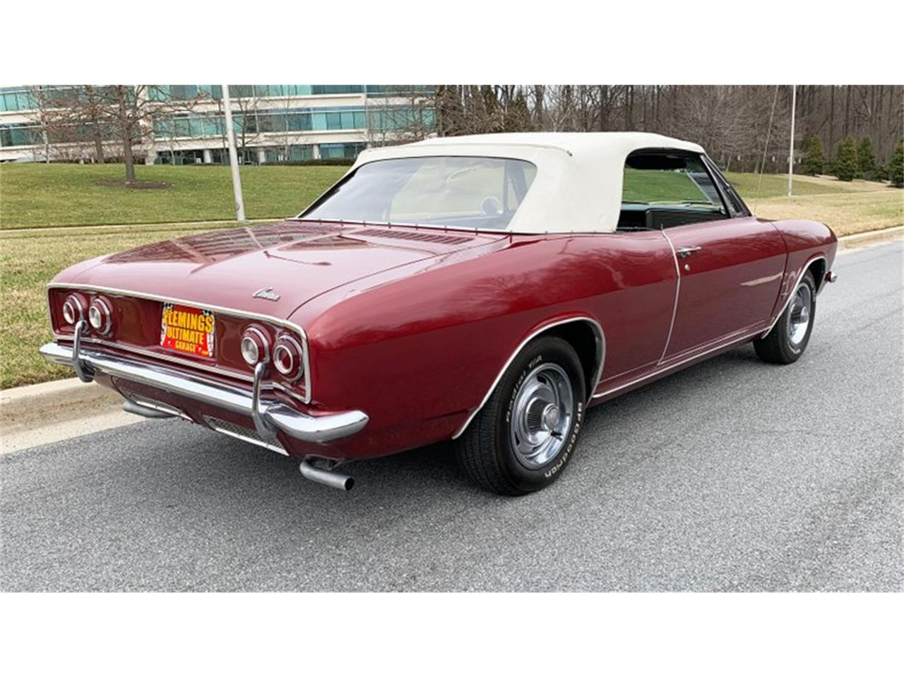 Large Picture of '65 Corvair located in Rockville Maryland - $19,990.00 Offered by Flemings Ultimate Garage - PF6P