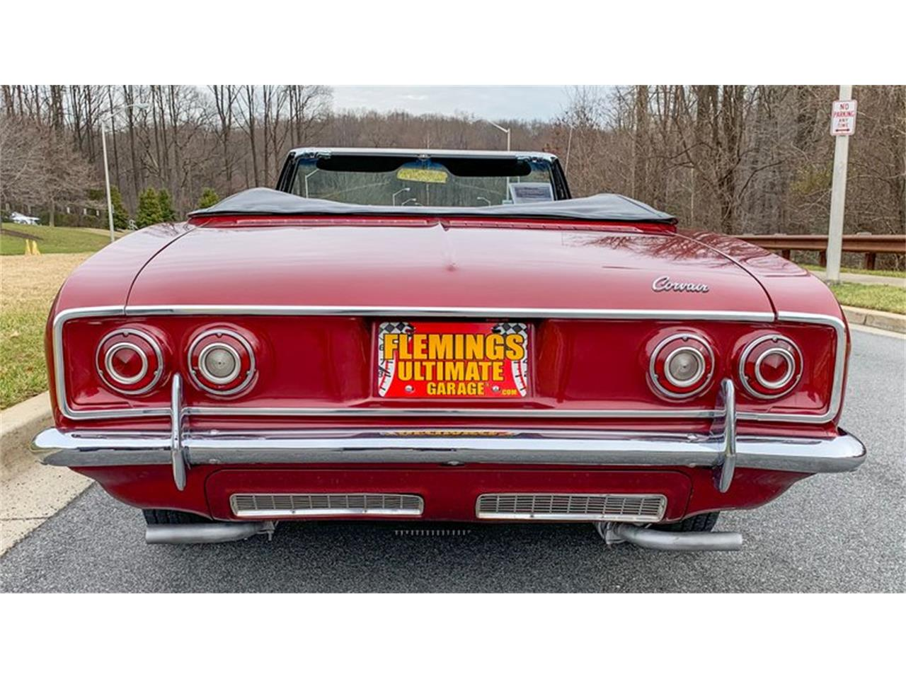 Large Picture of Classic '65 Chevrolet Corvair - $19,990.00 - PF6P