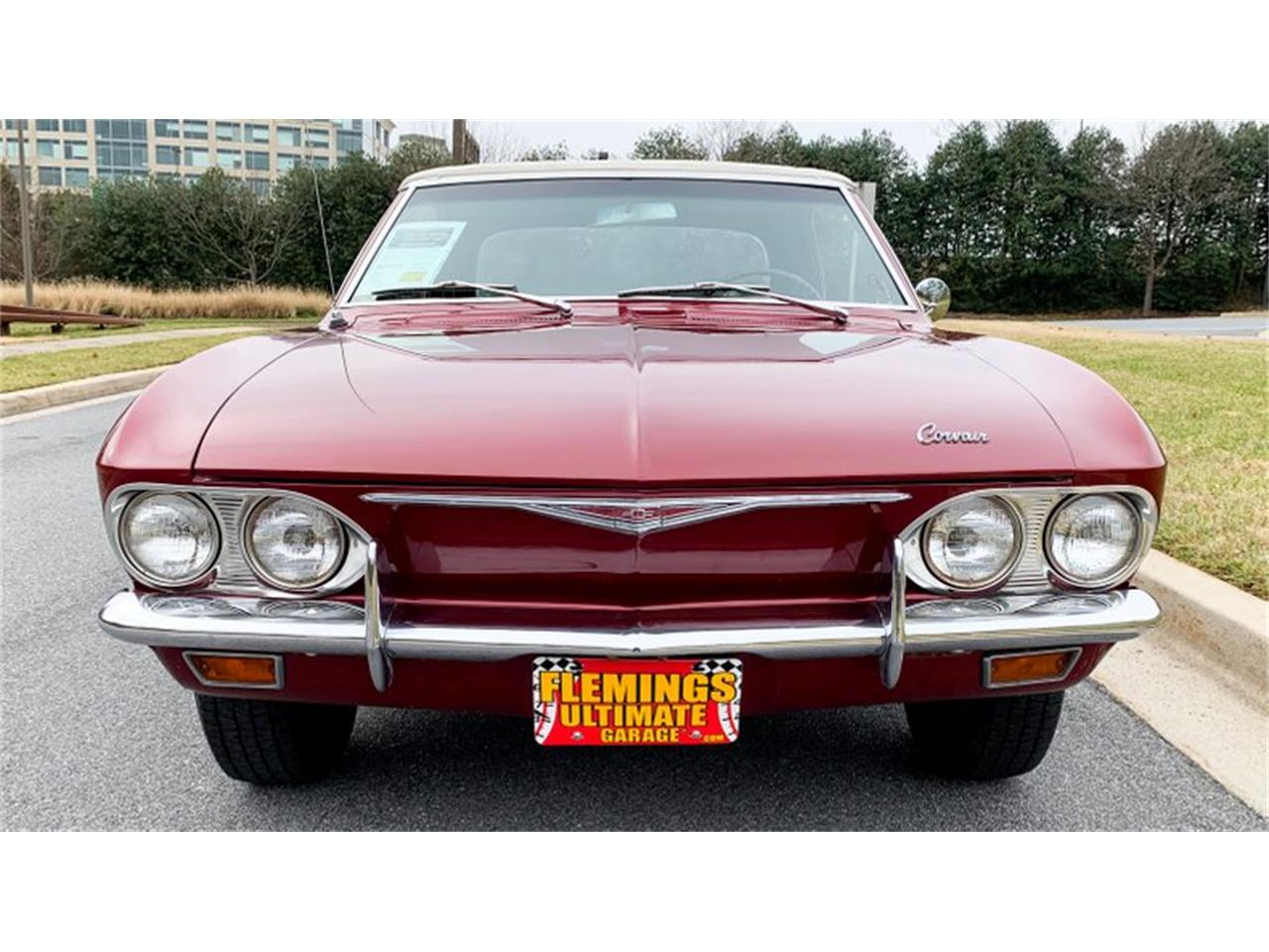 Large Picture of Classic 1965 Chevrolet Corvair located in Maryland - $19,990.00 - PF6P