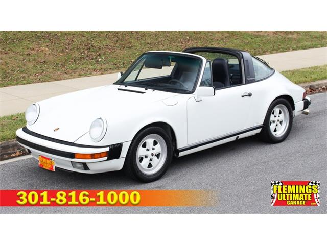 Picture of 1988 911 Offered by  - PF6S