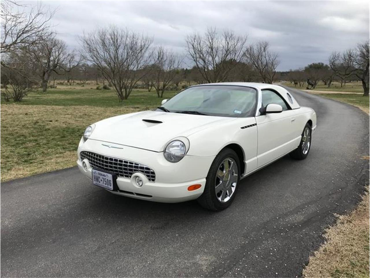 Large Picture of '02 Thunderbird - PF6X