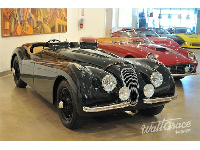 Picture of '49 XK120 - PAJH