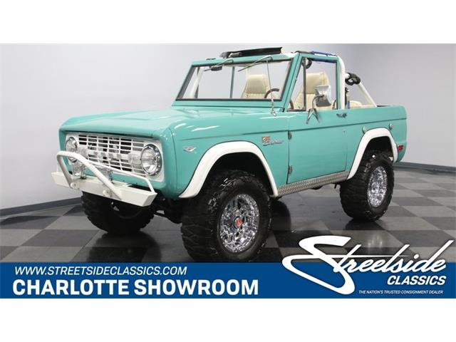 Picture of '68 Bronco - PAYQ