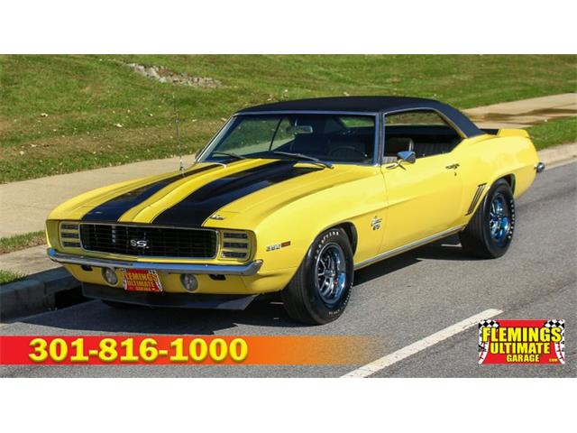 Picture of '69 Camaro - $79,990.00 Offered by  - PF78