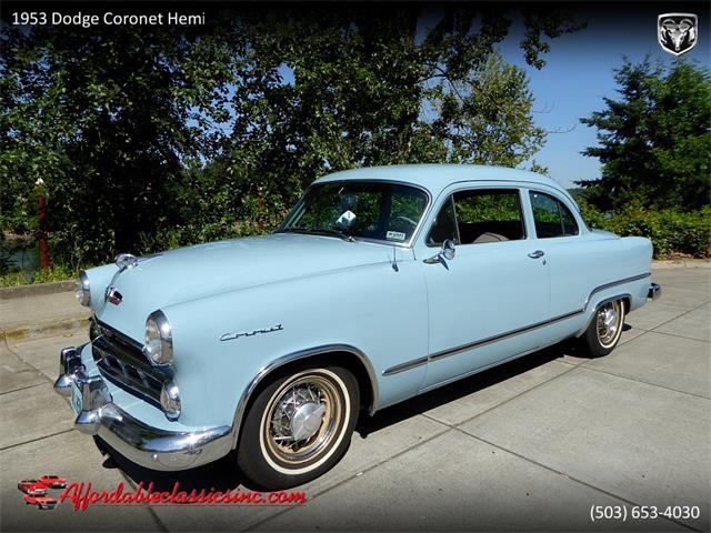 Picture of Classic '53 Dodge Coronet Offered by  - PF7I