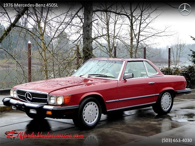 Picture of '76 Mercedes-Benz 450SL - $5,950.00 Offered by  - PF7V