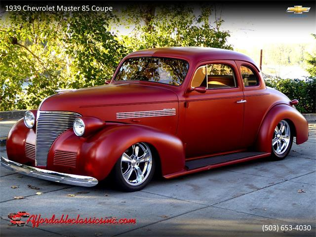 Picture of 1939 Chevrolet Master located in Oregon - $42,500.00 - PF83
