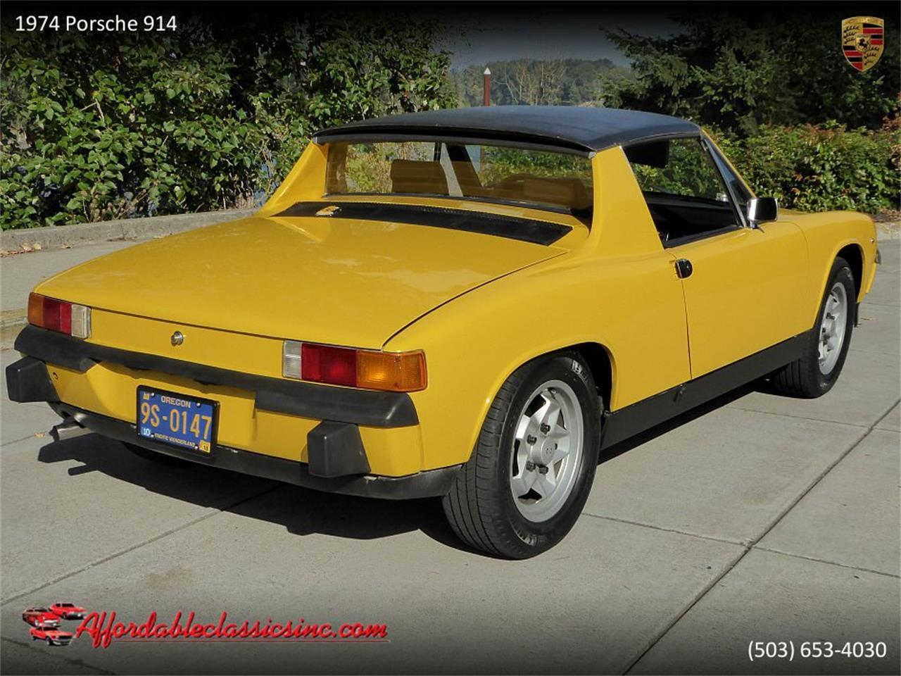 Large Picture of '74 Porsche 914 located in Oregon - PF8L