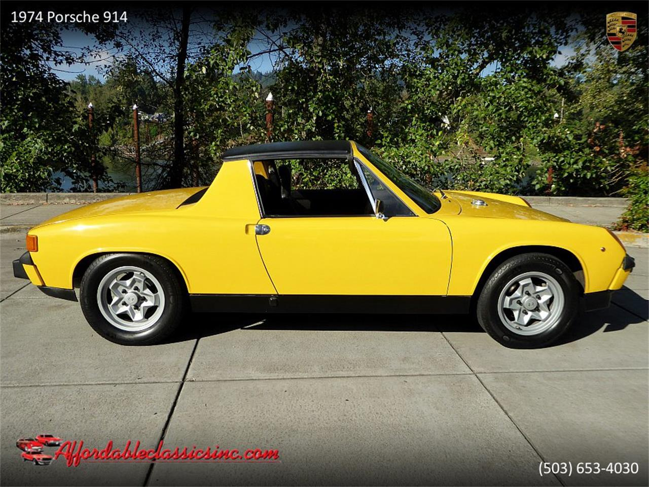 Large Picture of 1974 Porsche 914 located in Oregon - PF8L