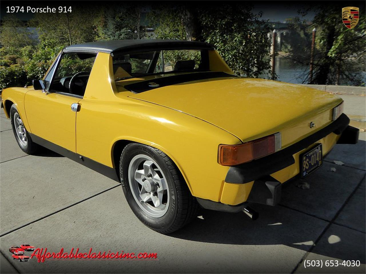 Large Picture of 1974 Porsche 914 - PF8L