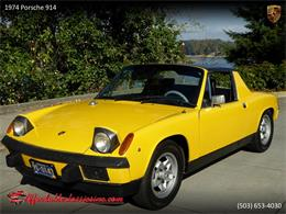 Picture of '74 914 - $13,500.00 Offered by Affordable Classics Inc - PF8L