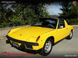 Picture of '74 Porsche 914 Offered by Affordable Classics Inc - PF8L