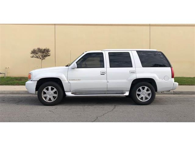 Picture of '00 Cadillac Escalade Auction Vehicle - PF8S