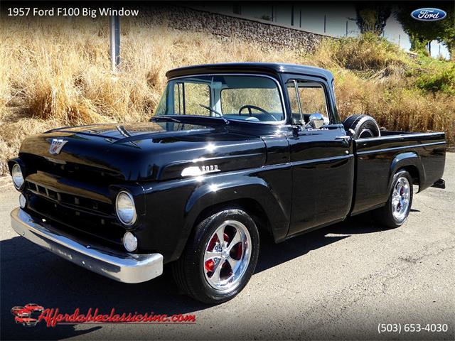 Picture of Classic 1957 Ford F100 - $13,500.00 Offered by  - PF8W