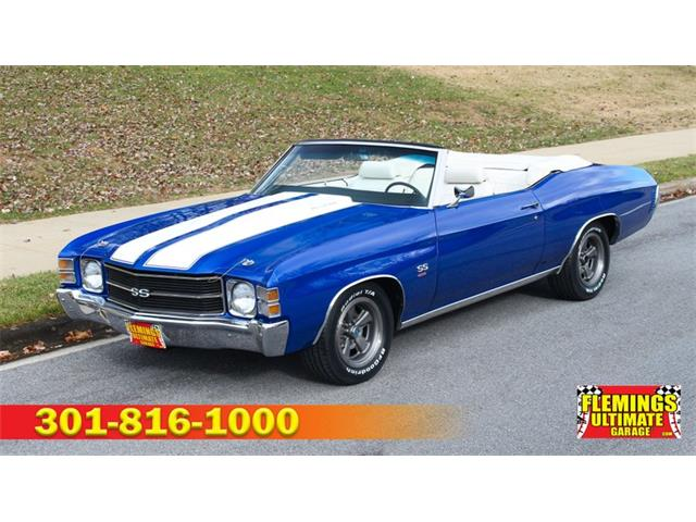Picture of 1971 Chevrolet Chevelle located in Rockville Maryland - PF98