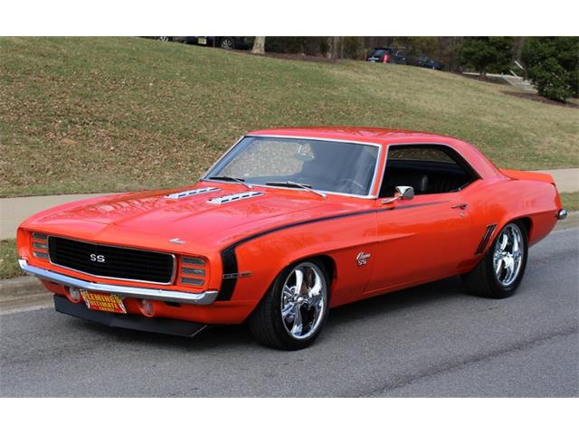 Picture of Classic '69 Camaro located in Maryland - PF9D