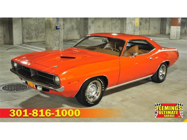 Picture of Classic 1970 Plymouth Barracuda located in Rockville Maryland - $99,990.00 Offered by  - PF9J