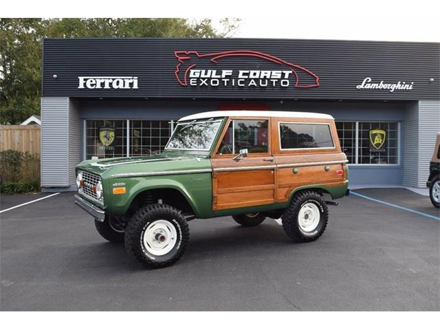 Picture of '74 Bronco - PF9K