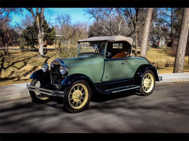 Picture of Classic 1929 Model A located in Greeley Colorado - $17,900.00 Offered by  - PF9L