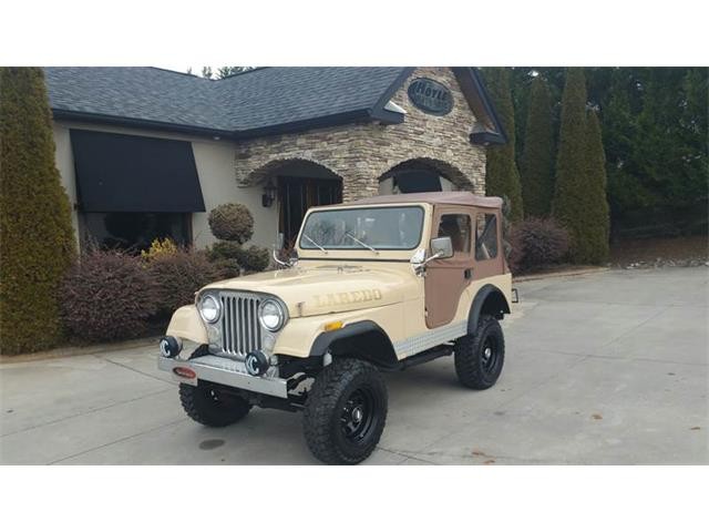 Picture of 1981 CJ5 Offered by  - PF9U