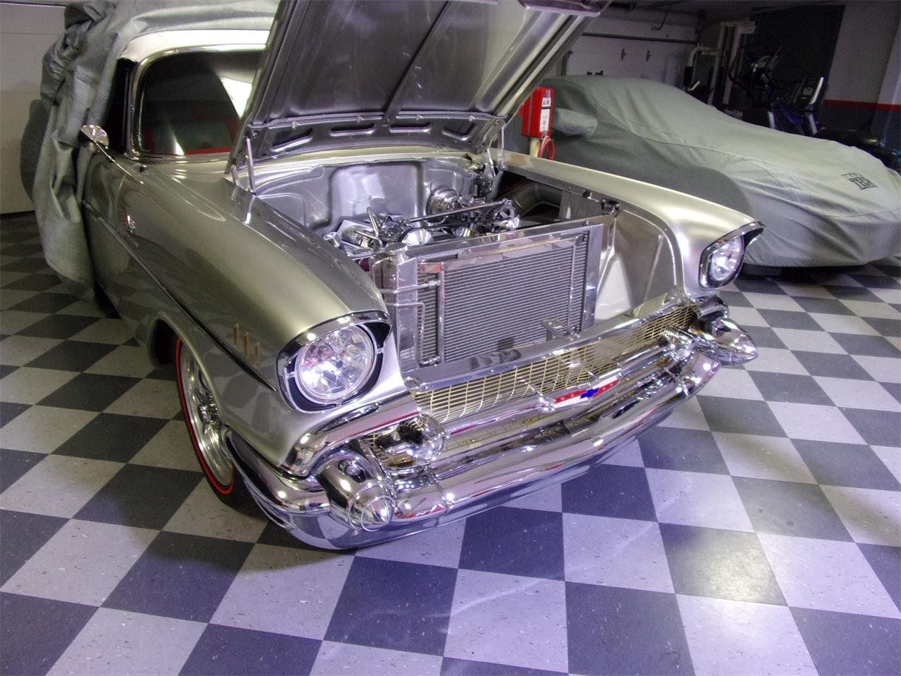Large Picture of '57 Chevrolet Bel Air located in Tennessee - $105,000.00 Offered by a Private Seller - PFA8