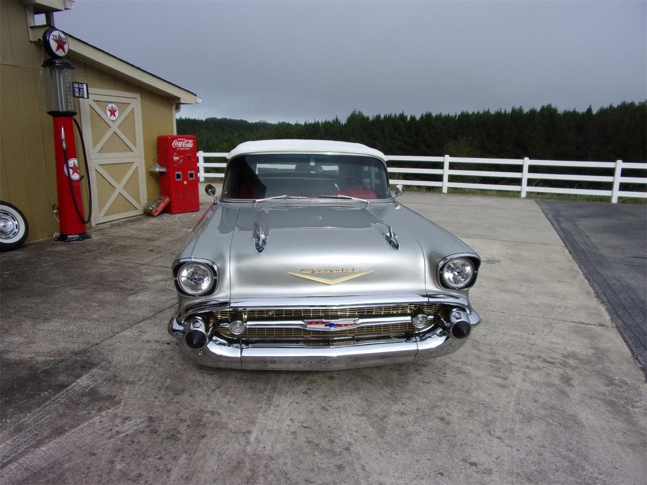Large Picture of '57 Bel Air located in Tennessee - $105,000.00 - PFA8