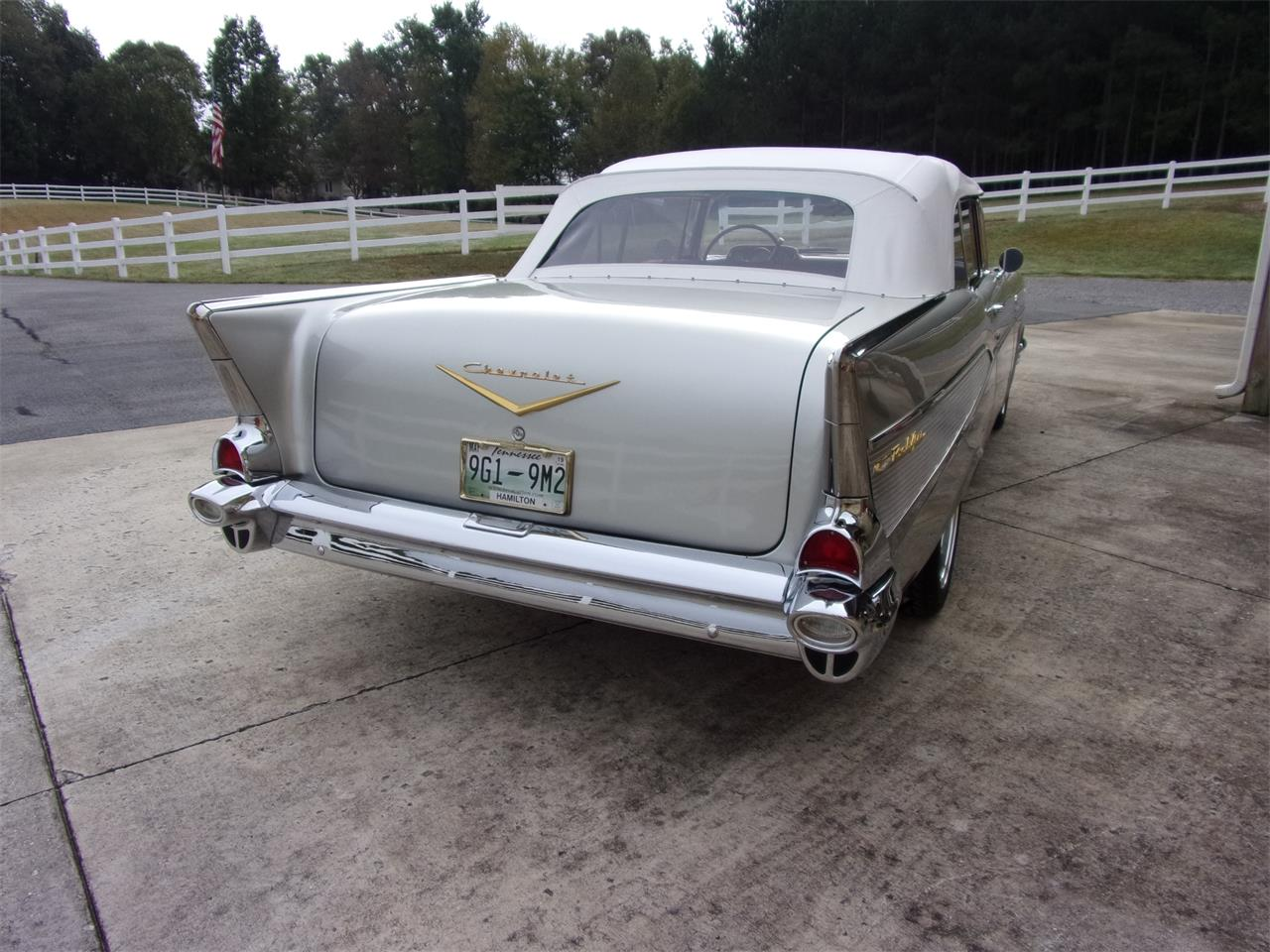 Large Picture of Classic '57 Bel Air located in Tennessee Offered by a Private Seller - PFA8