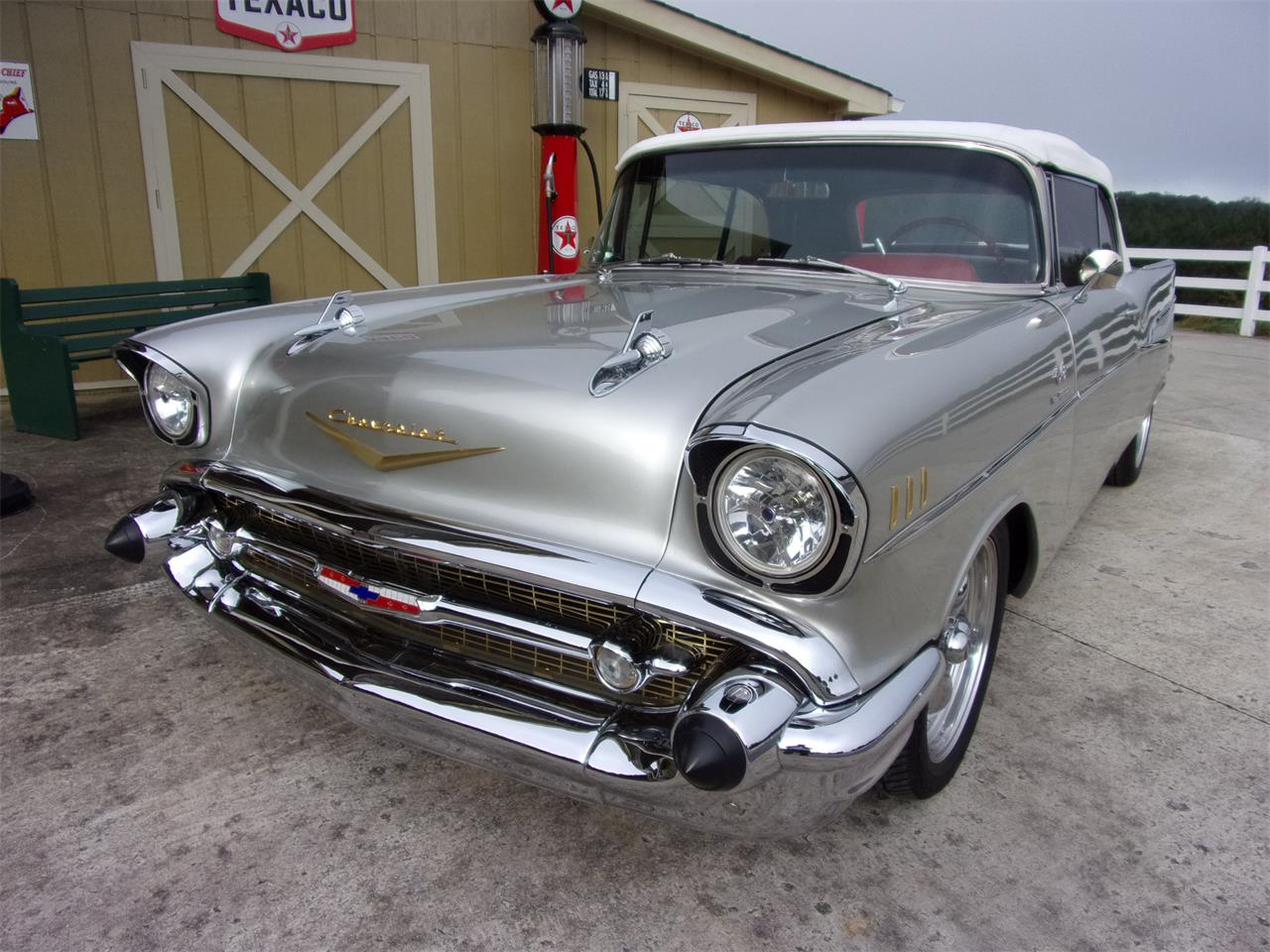 Large Picture of 1957 Chevrolet Bel Air - $105,000.00 Offered by a Private Seller - PFA8