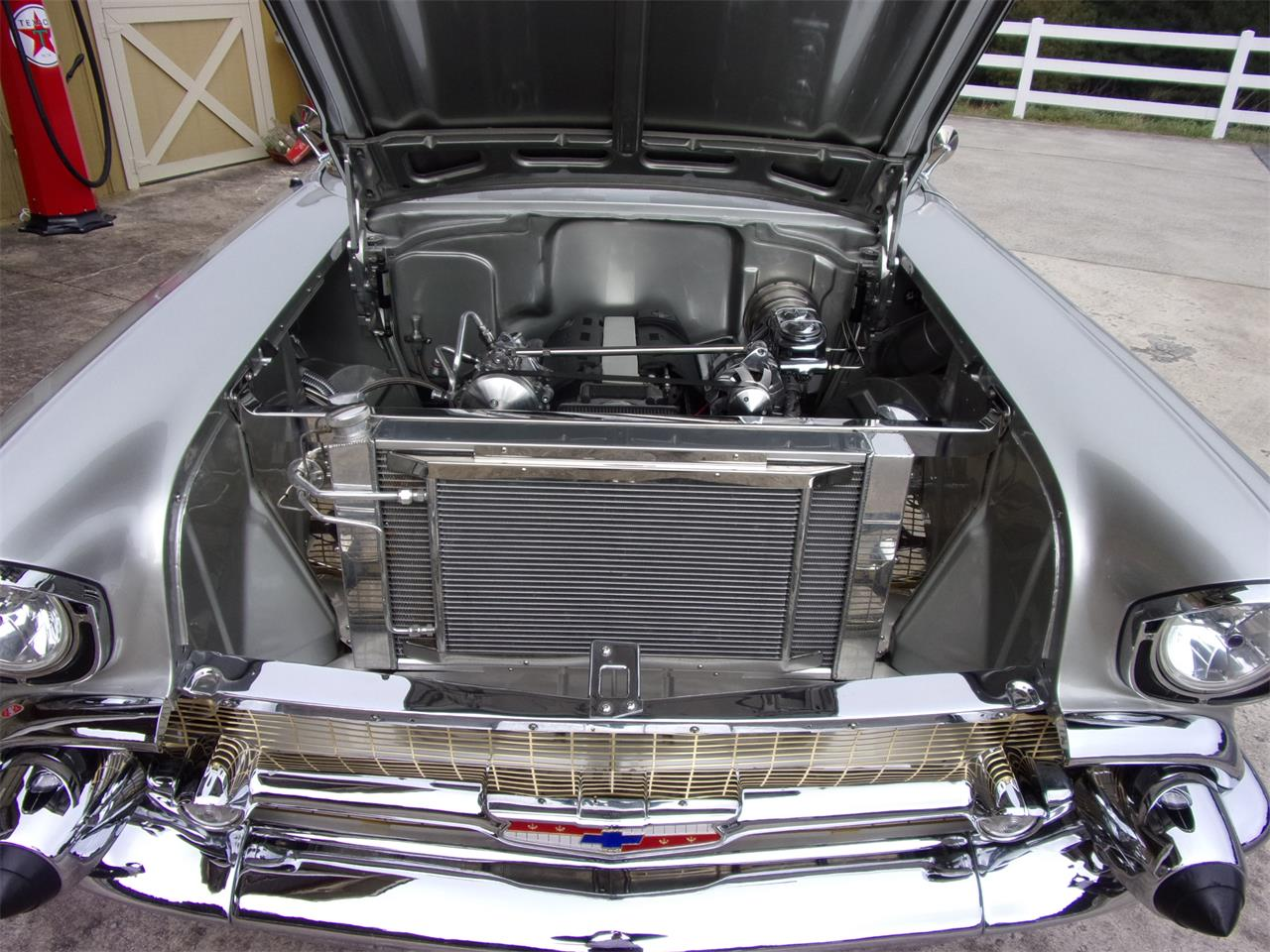 Large Picture of '57 Bel Air - PFA8
