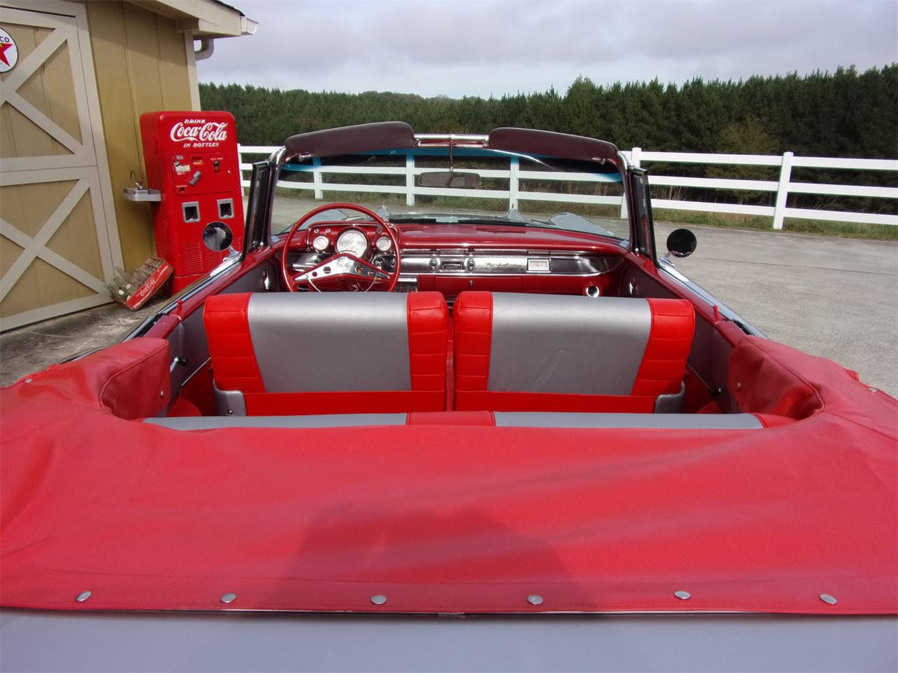 Large Picture of Classic 1957 Chevrolet Bel Air Offered by a Private Seller - PFA8