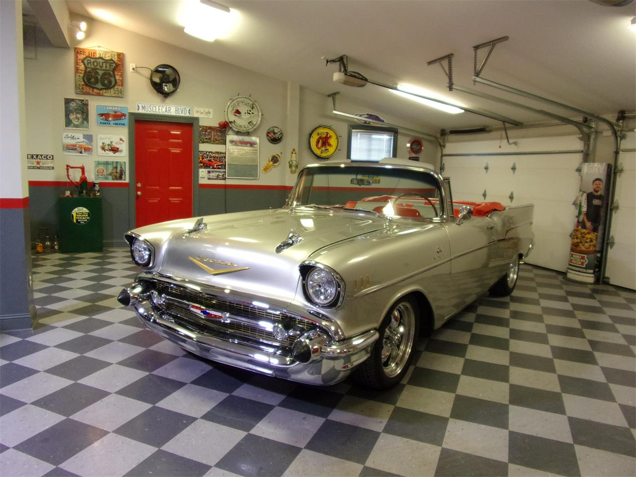 Large Picture of Classic 1957 Bel Air Offered by a Private Seller - PFA8