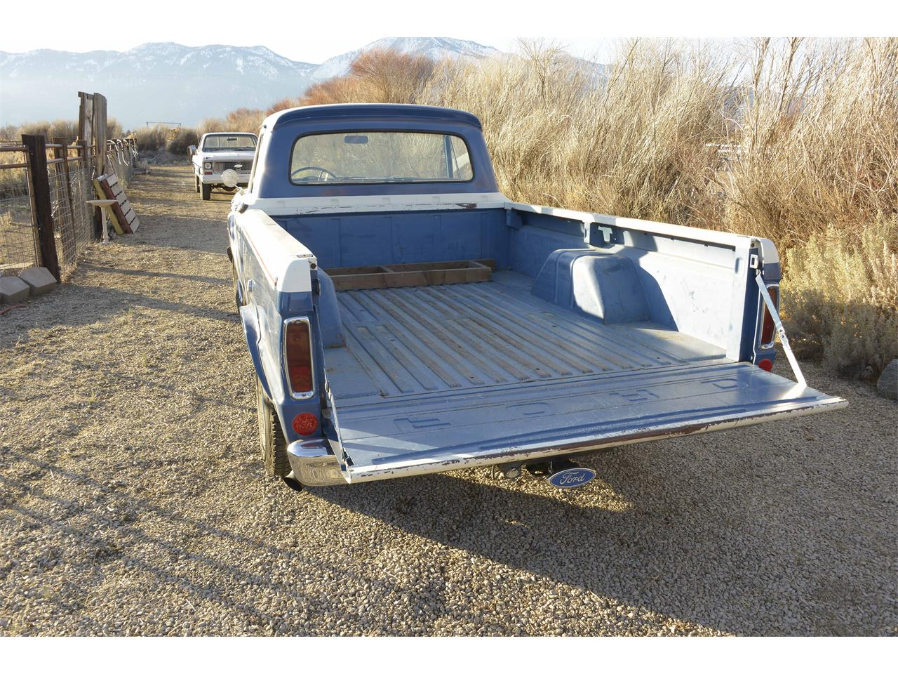 Large Picture of '64 F100 - PFAA