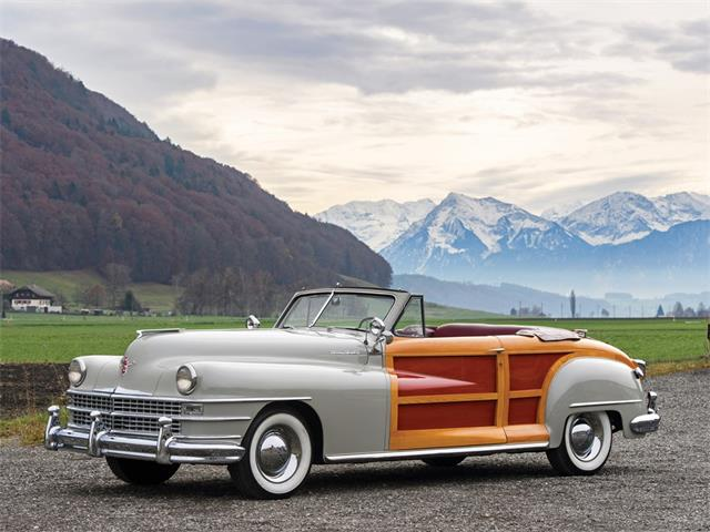 Picture of '47 Town and Country Convertible - PAZ2