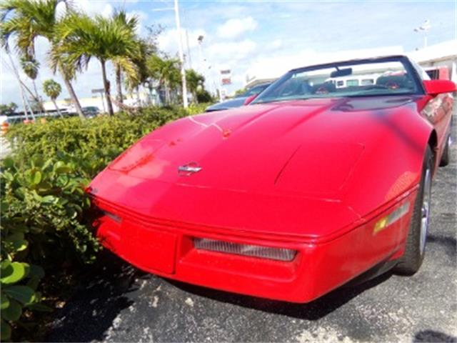 Picture of '87 Corvette - PFB0
