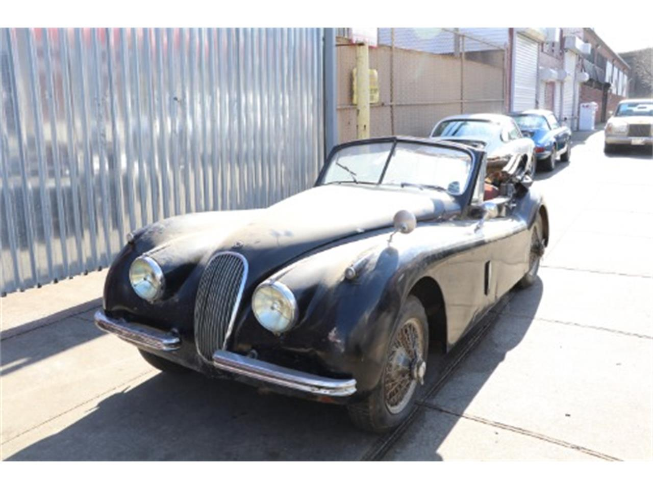 Large Picture of '54 XK120 - PFB8