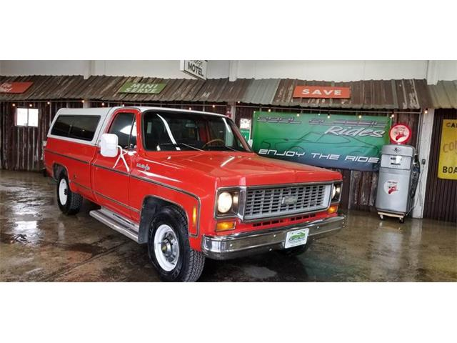 Picture of 1974 C/K 2500 located in Oregon - $15,700.00 Offered by  - PFBJ
