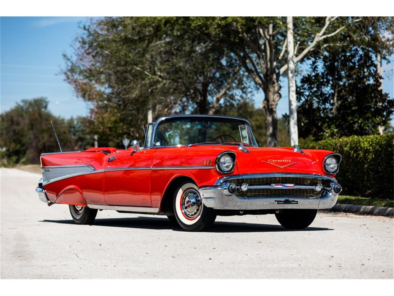Large Picture of '57 Bel Air - PFBQ